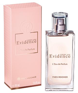 Anosmi Yves Rocher Comme Une Evidence Leau De Parfum